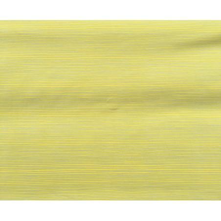 Rayures jaunes-grises