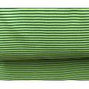 Waistband stripes green hell-dark