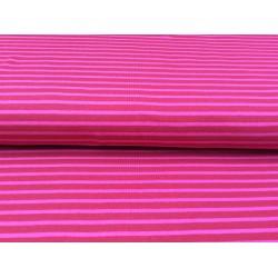Streifen rot-rosa