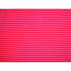 Pink-red stripes
