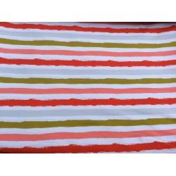 "Sommerjersey ""Stripes, red"""