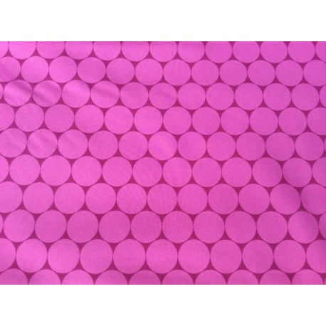 Pink Softshell with pink cercles