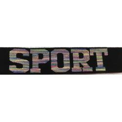 """Elastique """"Sport"""""""