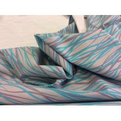 Wire gris bleu