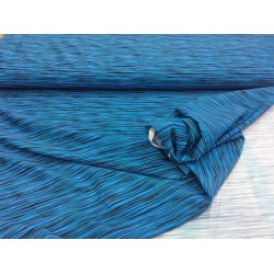 Bleu noir - tissu Maillot de bain