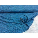 Blue black - fabric for swimsuits