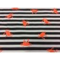 Crabe orange fluo