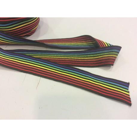 Bande jersey Multicolore