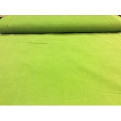 Babycord grün