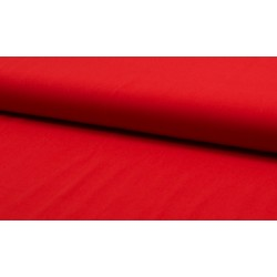 Viscose uni red
