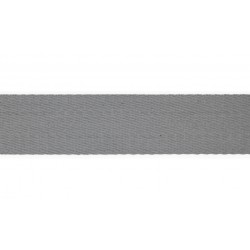 Bag Strap Soft 40mm silver grey