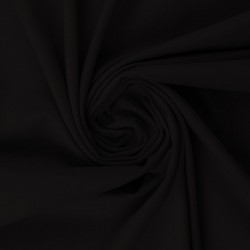 Vanessa uni jersey schwarz