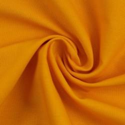 Coton plain ochre