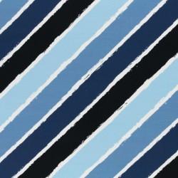Summersweat Diagonally blue by lycklig design