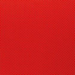 Dotties on red