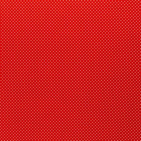Points sur rouge
