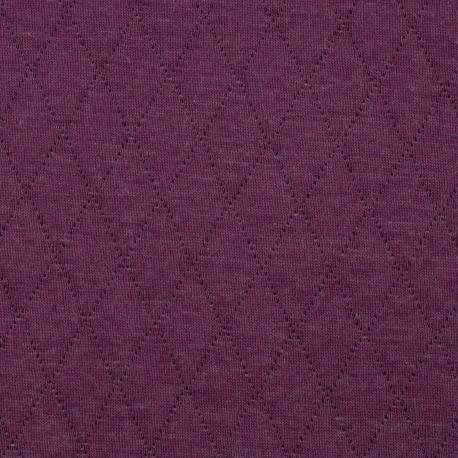 Sweat Signe melange violet
