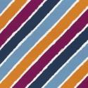 Diagonally multicolore by lycklig design