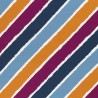 Sommersweat Diagonally bunt by lycklig design