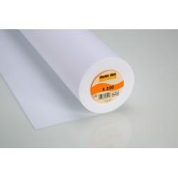 Entoilage thermocollant S320 blanc