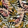 Selina Blätter zartrosa khaki