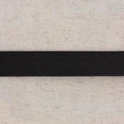 Gummiband schwarz 20mm