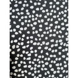 Shapes schwarz und weiss canvas