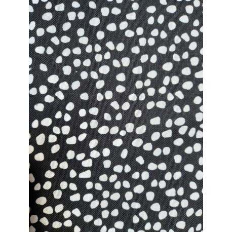 Canevas Shapes noir et blanc