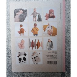 Sewing book in french