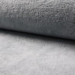 Moumoute gris clair