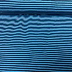 Braun-blaue Streifen