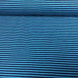 Brown-blue stripes