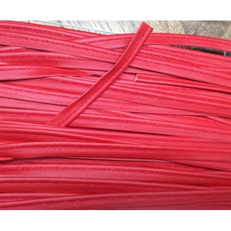 Rotes Lederpaspel